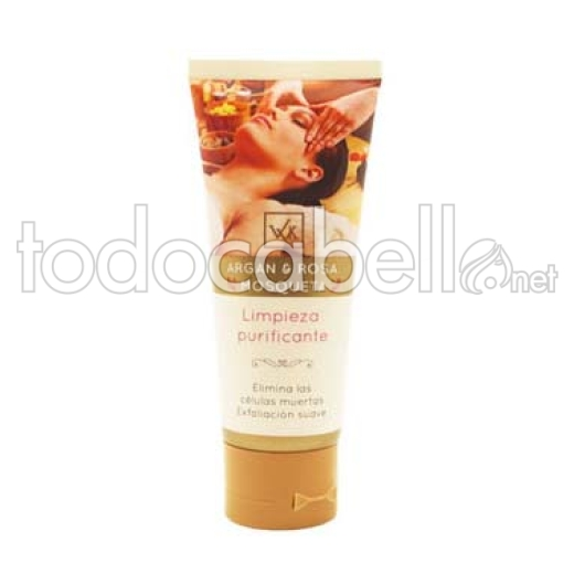 Walkiria Rosa Mosqueta Facial Scrub 75ml