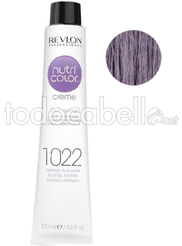 Revlon Nutri Color Creme Intense Platinum 100ml 1022